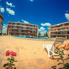 Отель Holiday Fort Golf Club Солнечный берег пляж