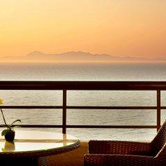 Отель Sheraton Rhodes Resort балкон