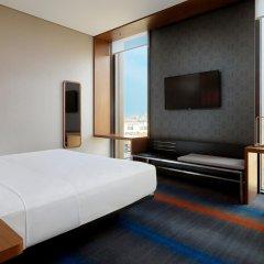 Отель Aloft Me'aisam, Dubai комната для гостей