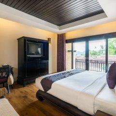 Отель Dara Samui Beach Resort - Adult Only Таиланд, Самуи - отзывы, цены и фото номеров - забронировать отель Dara Samui Beach Resort - Adult Only онлайн комната для гостей фото 5