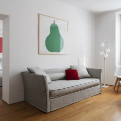 Апартаменты Brera Apartments in Moscova Милан комната для гостей фото 5