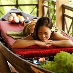 Отель Vinh Hung Emerald Resort Хойан сауна