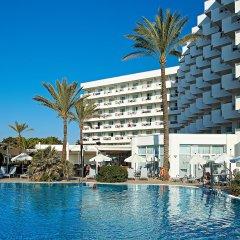 Отель Hipotels Flamenco бассейн