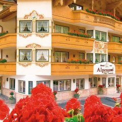Отель Alpenjuwel Jäger балкон