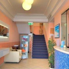 Отель Residence Divina Италия, Римини - отзывы, цены и фото номеров - забронировать отель Residence Divina онлайн интерьер отеля