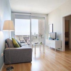 Отель BBarcelona Aragó Terrace Flat Барселона комната для гостей фото 5