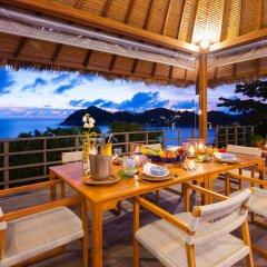 Отель Cape Shark Pool Villas питание фото 2