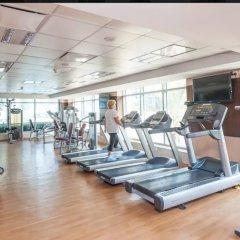 Отель Nasma Luxury Stays - Park Island фитнесс-зал