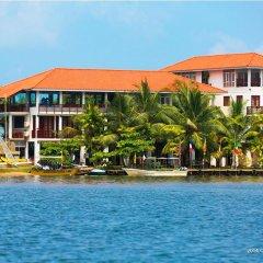 Отель Marina Bentota Шри-Ланка, Бентота - отзывы, цены и фото номеров - забронировать отель Marina Bentota онлайн приотельная территория фото 2
