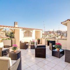 Отель Anfiteatro Flavio Италия, Рим - 6 отзывов об отеле, цены и фото номеров - забронировать отель Anfiteatro Flavio онлайн бассейн фото 3