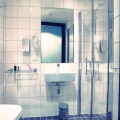 Comfort Hotel Xpress Tromso ванная