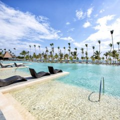 Hotel Lopesan Costa Bávaro Resort Spa & Casino Пунта Кана приотельная территория