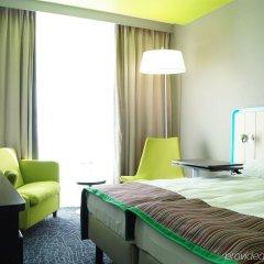 Гостиница Парк Инн от Рэдиссон Аэропорт Пулково комната для гостей