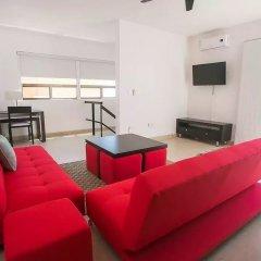Отель PH Rick Мексика, Плая-дель-Кармен - отзывы, цены и фото номеров - забронировать отель PH Rick онлайн комната для гостей фото 4