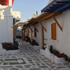 Sun of Mykonos Studios in Ornos, Greece from 132$, photos, reviews - zenhotels.com hotel front