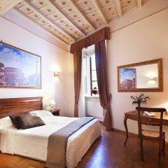 Отель Pantheon Inn Италия, Рим - 1 отзыв об отеле, цены и фото номеров - забронировать отель Pantheon Inn онлайн комната для гостей фото 4