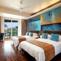 Отель Centara Ceysands Resort & Spa Sri Lanka 5* Улучшенный номер с различными типами кроватей фото 5