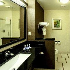 Отель Fairfield Inn & Suites by Marriott Meridian ванная