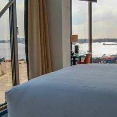 Отель DoubleTree by Hilton Hotel Amsterdam - NDSM Wharf Нидерланды, Амстердам - отзывы, цены и фото номеров - забронировать отель DoubleTree by Hilton Hotel Amsterdam - NDSM Wharf онлайн пляж фото 2