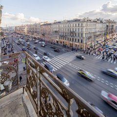 Гостиница Lopatin Nevsky 100 балкон