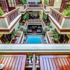 Отель Nhi Nhi Хойан балкон