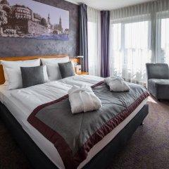 Отель Wyndham Garden Dresden Дрезден комната для гостей фото 5