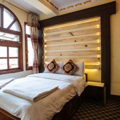 Отель Pomelo House Непал, Катманду - отзывы, цены и фото номеров - забронировать отель Pomelo House онлайн комната для гостей фото 4