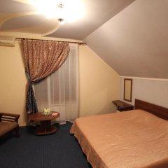Гостиница Тис комната для гостей фото 4
