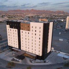 Отель Courtyard by Marriott Ciudad Juarez балкон