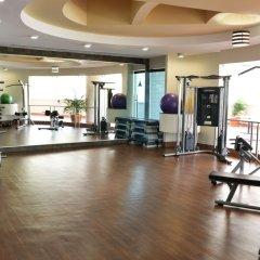 Отель Plaza Juan Carlos Гондурас, Тегусигальпа - отзывы, цены и фото номеров - забронировать отель Plaza Juan Carlos онлайн фитнесс-зал фото 2