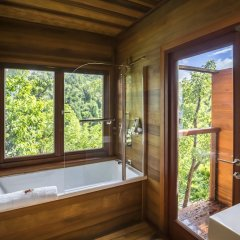 Отель Secret Bay ванная фото 3