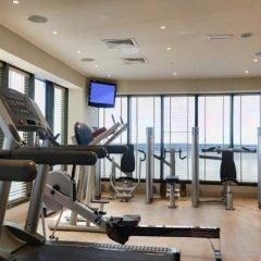 Halo Hotel Dubai фитнесс-зал