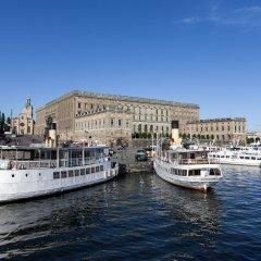 Апартаменты Collectors Victory Apartments Стокгольм приотельная территория
