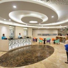 Отель Jen Maldives Malé by Shangri-La Мальдивы, Мале - отзывы, цены и фото номеров - забронировать отель Jen Maldives Malé by Shangri-La онлайн интерьер отеля