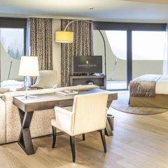 Отель InterContinental Davos Швейцария, Давос - отзывы, цены и фото номеров - забронировать отель InterContinental Davos онлайн комната для гостей фото 4