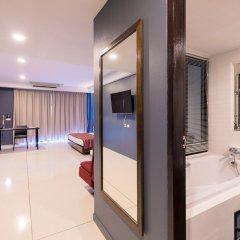 Отель Moxi Boutique Патонг комната для гостей фото 5