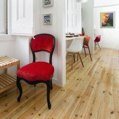 Отель Feeling Lisbon Tejo комната для гостей