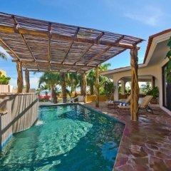 Отель Villa Estrella De Mar Мексика, Сан-Хосе-дель-Кабо - отзывы, цены и фото номеров - забронировать отель Villa Estrella De Mar онлайн бассейн фото 2