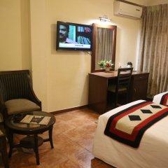 Отель Manang Непал, Катманду - отзывы, цены и фото номеров - забронировать отель Manang онлайн удобства в номере