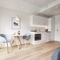 Отель Athome Apartments Дания, Орхус - отзывы, цены и фото номеров - забронировать отель Athome Apartments онлайн в номере