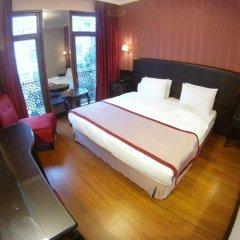 Sultan Mehmed Hotel Стамбул комната для гостей