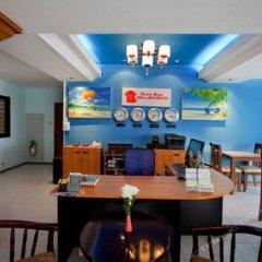 Grand Blue Hotel гостиничный бар