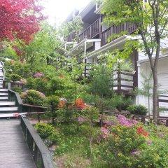 Отель Swiss Pension Южная Корея, Пхёнчан - отзывы, цены и фото номеров - забронировать отель Swiss Pension онлайн балкон