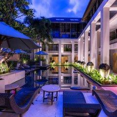 Отель Sabai Resort by MANATHAI Surin Таиланд, Камала Бич - отзывы, цены и фото номеров - забронировать отель Sabai Resort by MANATHAI Surin онлайн бассейн