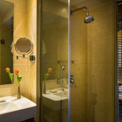 Отель The Athens Gate Hotel Греция, Афины - 2 отзыва об отеле, цены и фото номеров - забронировать отель The Athens Gate Hotel онлайн ванная фото 2