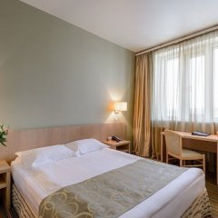 Отель Skyport Обь комната для гостей фото 10
