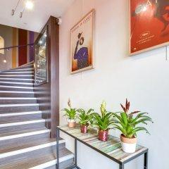 Отель Le Mistral Франция, Канны - отзывы, цены и фото номеров - забронировать отель Le Mistral онлайн интерьер отеля