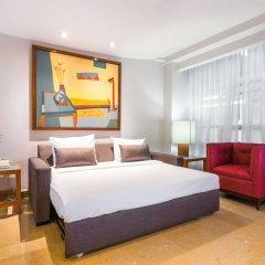 Отель Eurostars Zona Rosa Suites комната для гостей фото 5