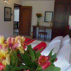 Отель Casa Santa Mónica Колумбия, Кали - отзывы, цены и фото номеров - забронировать отель Casa Santa Mónica онлайн комната для гостей фото 5
