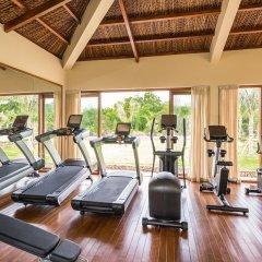 Отель Fusion Resort Phu Quoc Вьетнам, Остров Фукуок - отзывы, цены и фото номеров - забронировать отель Fusion Resort Phu Quoc онлайн фитнесс-зал